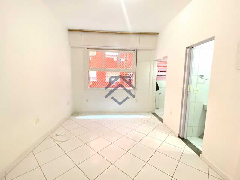 1 - Kitnet/Conjugado 23m² para alugar Flamengo, Zona Sul,Rio de Janeiro - R$ 1.100 - 6837 - 1