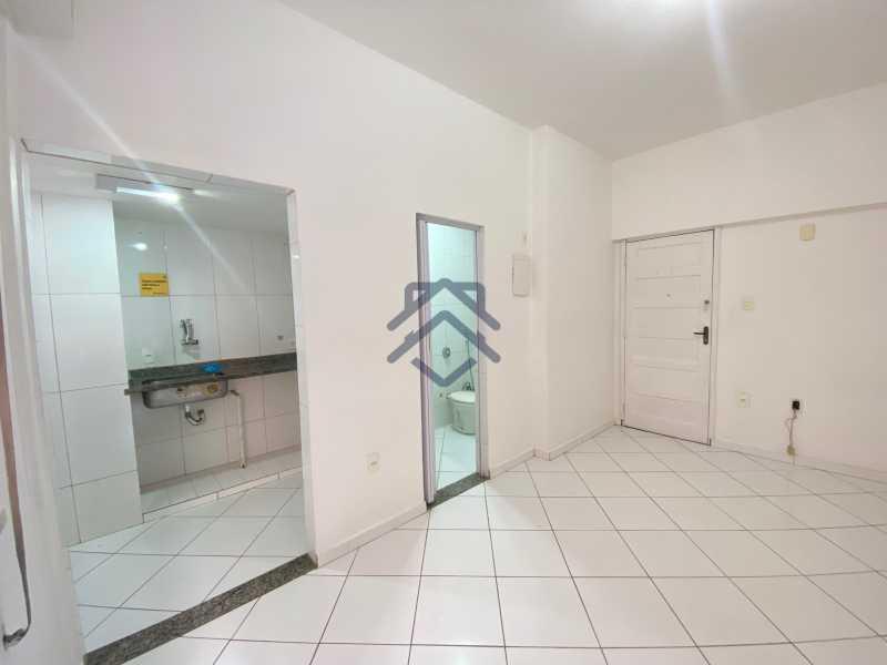 3 - Kitnet/Conjugado 23m² para alugar Flamengo, Zona Sul,Rio de Janeiro - R$ 1.100 - 6837 - 4