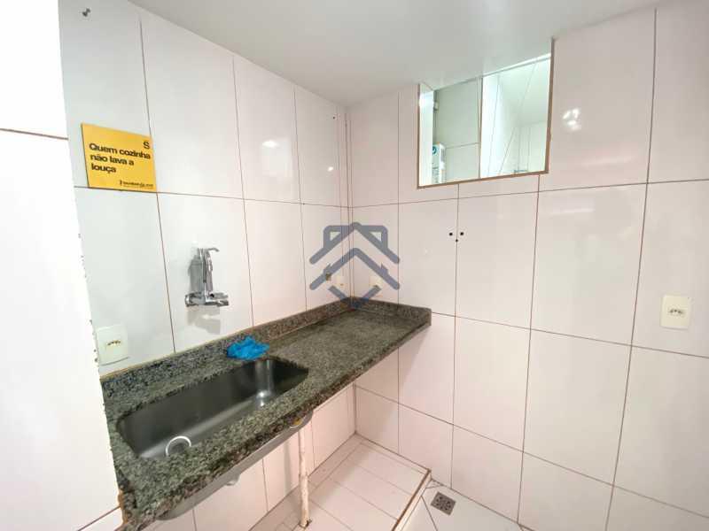 10 - Kitnet/Conjugado 23m² para alugar Flamengo, Zona Sul,Rio de Janeiro - R$ 1.100 - 6837 - 11