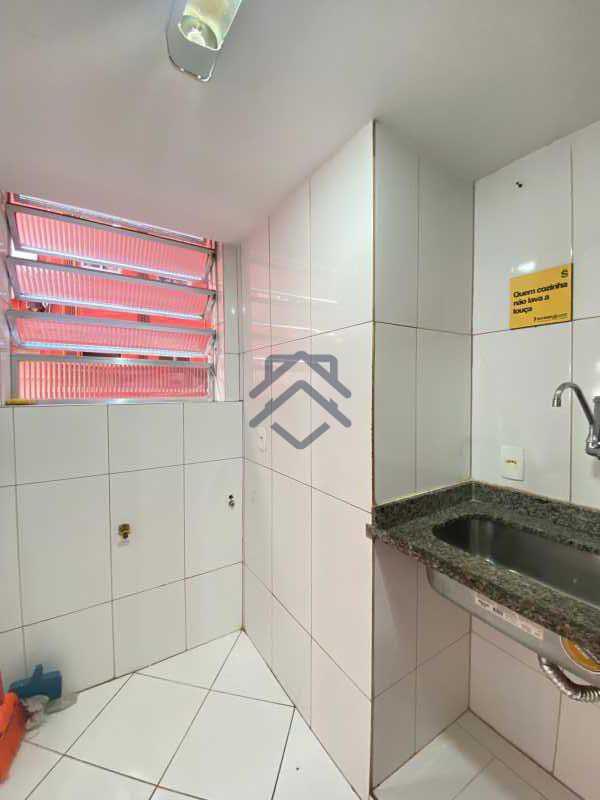 11 - Kitnet/Conjugado 23m² para alugar Flamengo, Zona Sul,Rio de Janeiro - R$ 1.100 - 6837 - 12