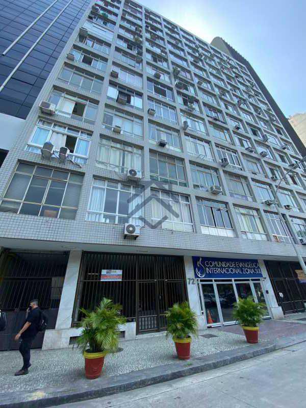 17 - Kitnet/Conjugado 23m² para alugar Flamengo, Zona Sul,Rio de Janeiro - R$ 1.100 - 6837 - 18