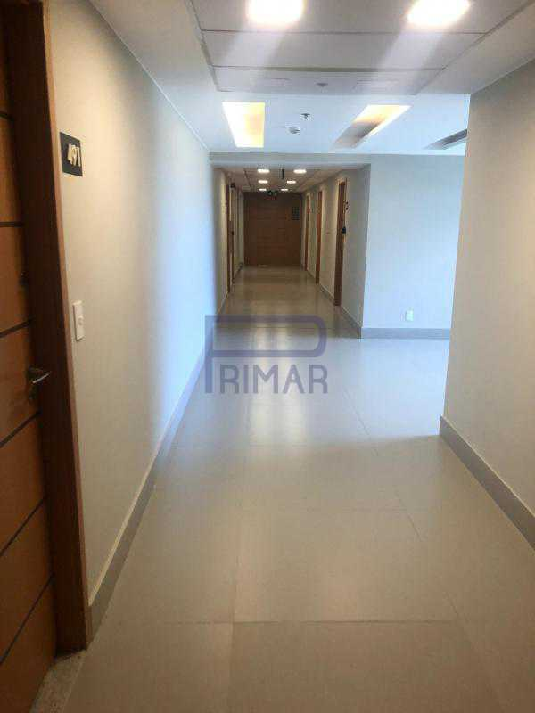 IMG_2523 - Sala Comercial Para Alugar - Barra da Tijuca - Rio de Janeiro - RJ - MESL10105 - 9