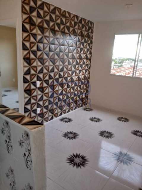 01 - Apartamento para alugar Avenida Chrisóstomo Pimentel de Oliveira,Anchieta, Rio de Janeiro - R$ 750 - 6855 - 1