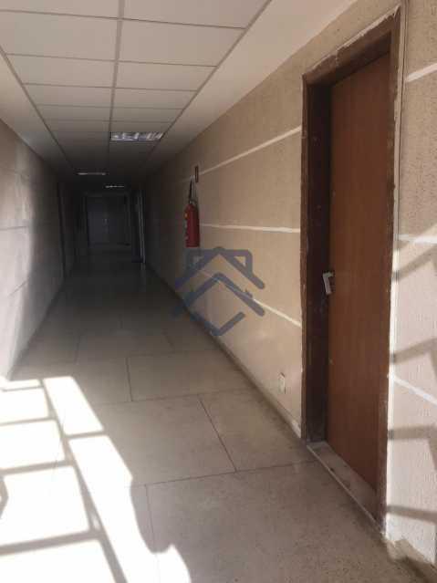 2 - Sala Comercial 82m² para alugar Avenida Venezuela,Saúde, Rio de Janeiro - R$ 1.700 - MESL30012 - 3