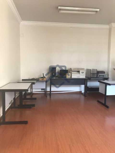 12 - Sala Comercial 82m² para alugar Avenida Venezuela,Saúde, Rio de Janeiro - R$ 1.700 - MESL30012 - 13