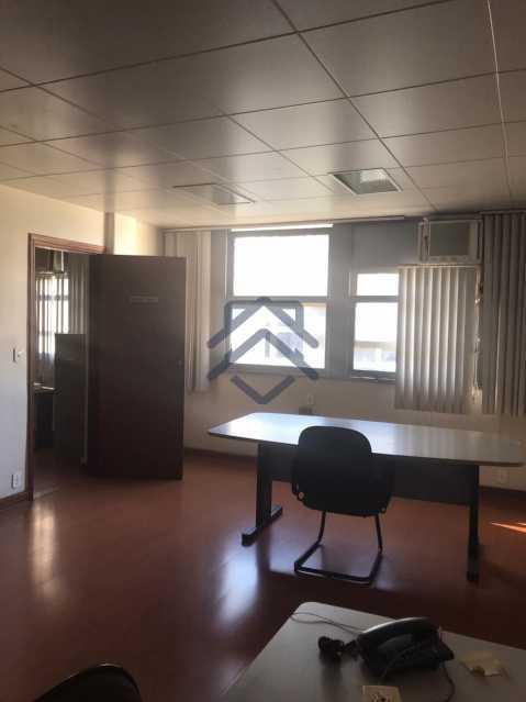 1 - Sala Comercial 82m² para alugar Avenida Venezuela,Saúde, Rio de Janeiro - R$ 1.700 - MESL30012 - 1
