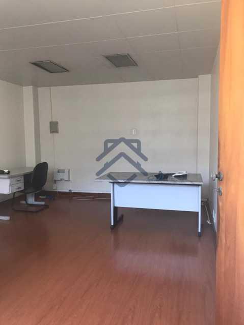 14 - Sala Comercial 82m² para alugar Avenida Venezuela,Saúde, Rio de Janeiro - R$ 1.700 - MESL30012 - 15