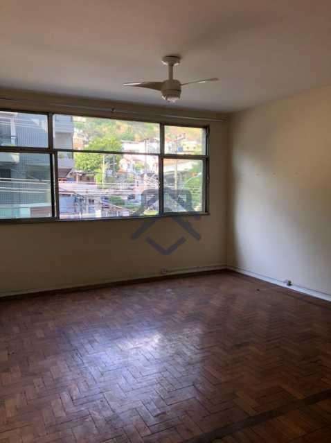 3 - Apartamento para alugar Rua Aquidabã,Méier, Méier e Adjacências,Rio de Janeiro - R$ 900 - 6874 - 4