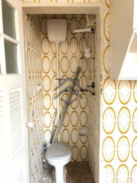 13 - Apartamento para alugar Rua Aquidabã,Méier, Méier e Adjacências,Rio de Janeiro - R$ 900 - 6874 - 14