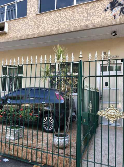 26 - Apartamento para alugar Rua Aquidabã,Méier, Méier e Adjacências,Rio de Janeiro - R$ 900 - 6874 - 27