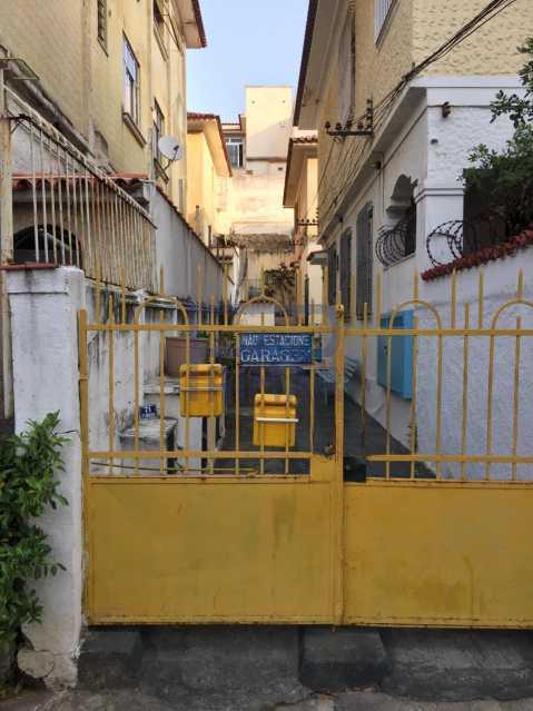 portão entrada. - Apartamento 2 quartos para alugar Lins de Vasconcelos, Rio de Janeiro - R$ 1.000 - 364 - 3