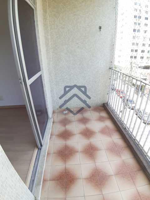 WhatsApp Image 2021-01-25 at 1 - Apartamento 2 quartos para alugar Cachambi, Méier e Adjacências,Rio de Janeiro - R$ 1.100 - TJAP844 - 5