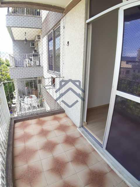 WhatsApp Image 2021-01-25 at 1 - Apartamento 2 quartos para alugar Cachambi, Méier e Adjacências,Rio de Janeiro - R$ 1.100 - TJAP844 - 7