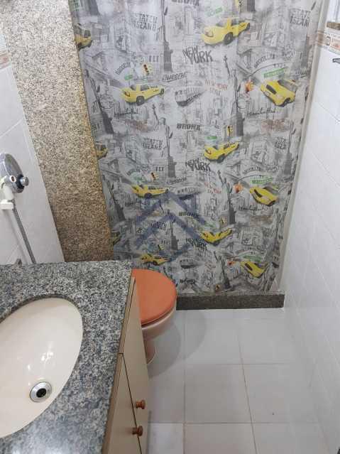 24C731968B8BEC122DBD461D661D68 - Kitnet/Conjugado 28m² para alugar Rua Camaragibe,Tijuca, Rio de Janeiro - R$ 950 - TJAP407 - 10