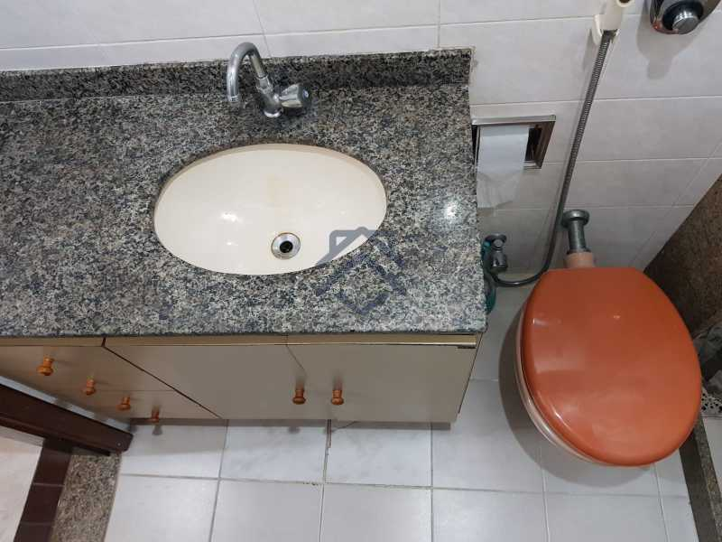 C779DE56AD1B64F67F7073D92FBE09 - Kitnet/Conjugado 28m² para alugar Rua Camaragibe,Tijuca, Rio de Janeiro - R$ 950 - TJAP407 - 12