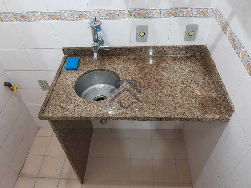 CF0E2554F348B63BBFD58D19CFBEE2 - Kitnet/Conjugado 28m² para alugar Rua Camaragibe,Tijuca, Rio de Janeiro - R$ 950 - TJAP407 - 16