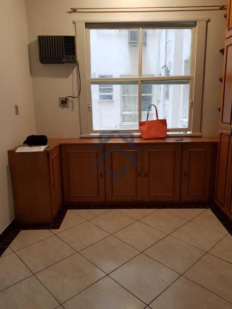 D60D8455220688C6C13A40EDD54715 - Kitnet/Conjugado 28m² para alugar Rua Camaragibe,Tijuca, Rio de Janeiro - R$ 950 - TJAP407 - 5