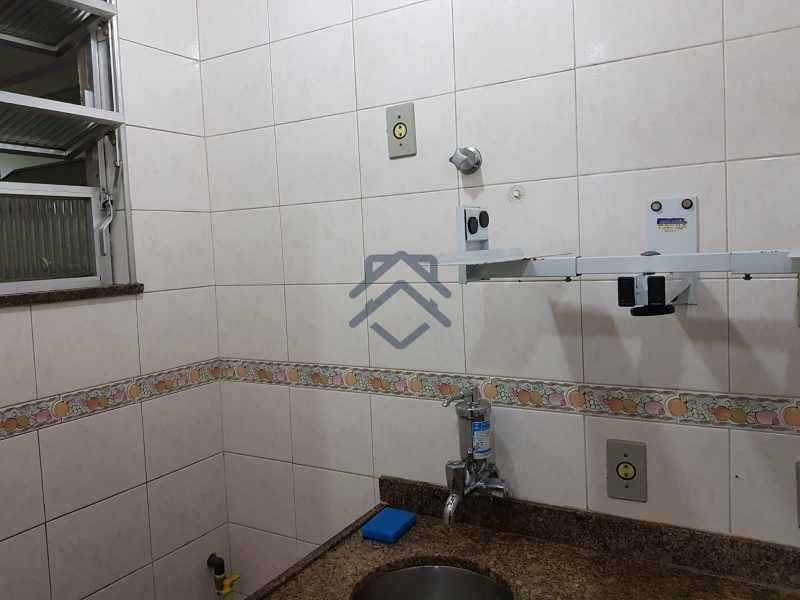 E4F48F8907272B8DF150DE7F96CCFC - Kitnet/Conjugado 28m² para alugar Rua Camaragibe,Tijuca, Rio de Janeiro - R$ 950 - TJAP407 - 17