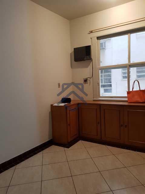 EF7CE100DCE9A632EE7AE95CE6FE02 - Kitnet/Conjugado 28m² para alugar Rua Camaragibe,Tijuca, Rio de Janeiro - R$ 950 - TJAP407 - 4