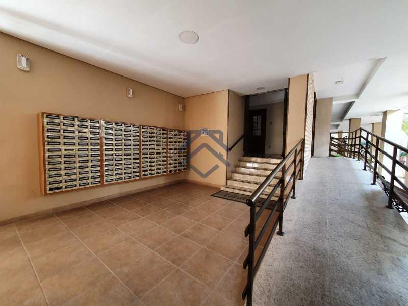 17 - Kitnet/Conjugado 28m² para alugar Rua Camaragibe,Tijuca, Rio de Janeiro - R$ 850 - TJAP407 - 18