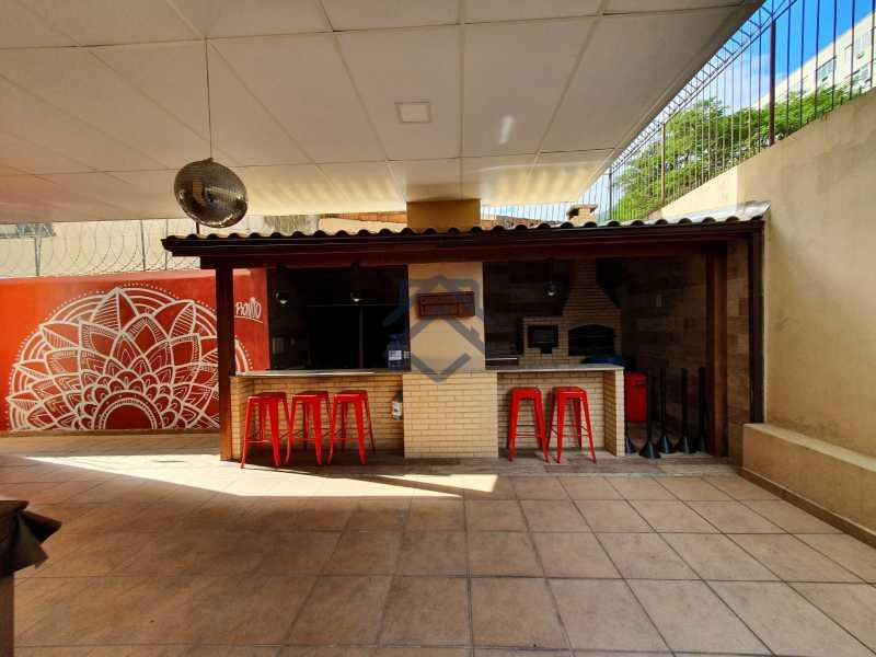 18 - Kitnet/Conjugado 28m² para alugar Rua Camaragibe,Tijuca, Rio de Janeiro - R$ 850 - TJAP407 - 19