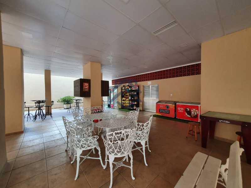 22 - Kitnet/Conjugado 28m² para alugar Rua Camaragibe,Tijuca, Rio de Janeiro - R$ 850 - TJAP407 - 23