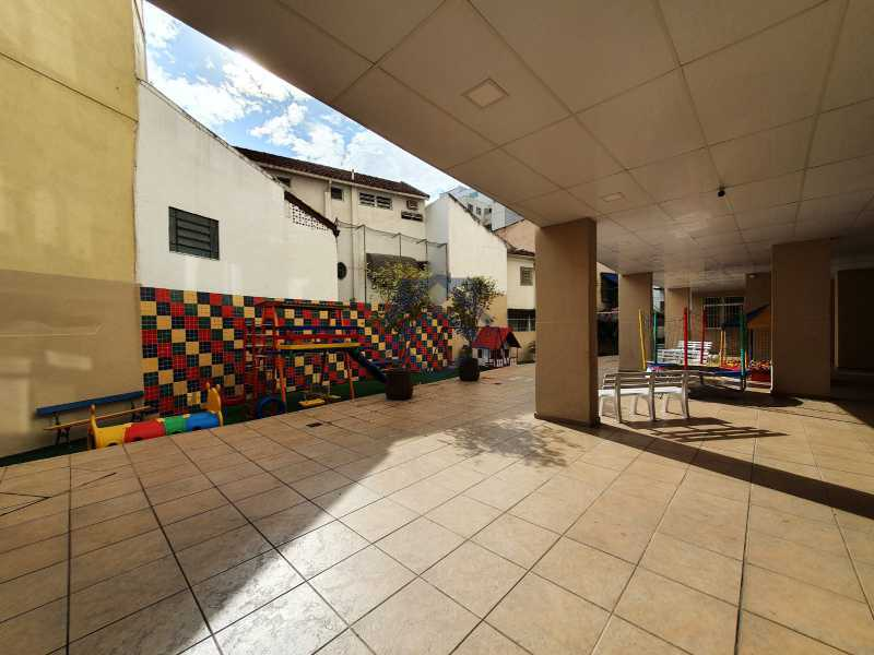 26 - Kitnet/Conjugado 28m² para alugar Rua Camaragibe,Tijuca, Rio de Janeiro - R$ 850 - TJAP407 - 27