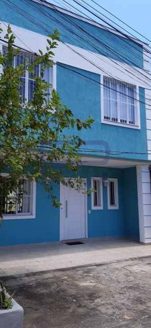 01 - Casa de Vila 3 quartos à venda Méier, Méier e Adjacências,Rio de Janeiro - R$ 690.000 - MECS3582 - 1