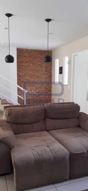 03 - Casa de Vila 3 quartos à venda Méier, Méier e Adjacências,Rio de Janeiro - R$ 690.000 - MECS3582 - 4