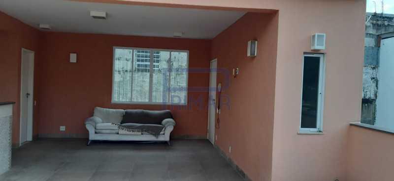 26 - Casa de Vila 3 quartos à venda Méier, Méier e Adjacências,Rio de Janeiro - R$ 690.000 - MECS3582 - 27