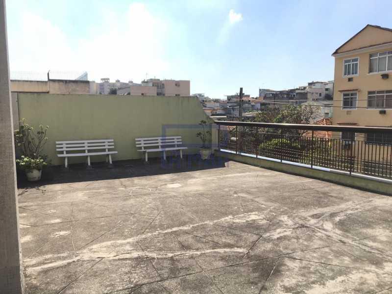 23 - Apartamento para venda e aluguel Rua Adriano,Todos os Santos, Méier e Adjacências,Rio de Janeiro - R$ 750 - MEAP23658 - 24