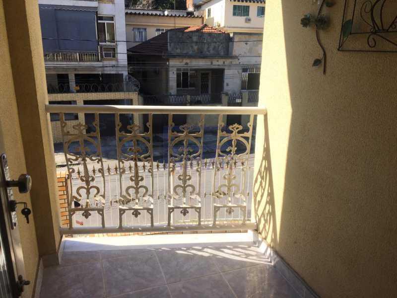 25 - Apartamento à venda Rua Engenheiro Clóvis Daudt,Piedade, Rio de Janeiro - R$ 250.000 - MEAP23567 - 26
