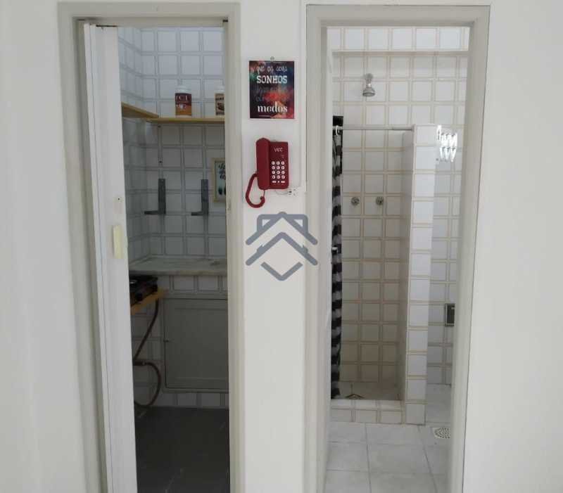 7 - Apartamento 1 quarto para alugar Tijuca, Rio de Janeiro - R$ 900 - TJAP724 - 8