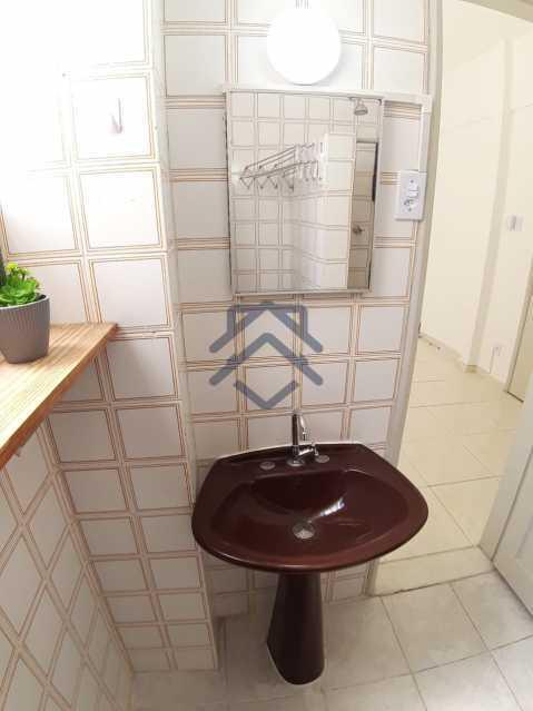 13 - Apartamento 1 quarto para alugar Tijuca, Rio de Janeiro - R$ 900 - TJAP724 - 14