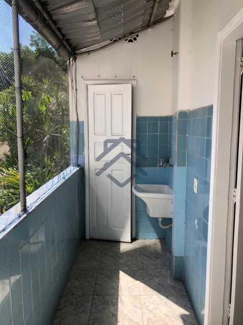 20 - Apartamento para alugar Rua Paulo Silva Araújo,Todos os Santos, Méier e Adjacências,Rio de Janeiro - R$ 1.200 - 622 - 21