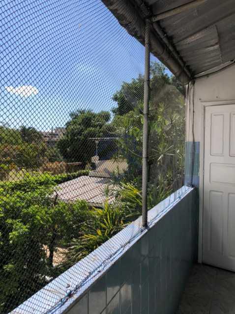 21 - Apartamento para alugar Rua Paulo Silva Araújo,Todos os Santos, Méier e Adjacências,Rio de Janeiro - R$ 1.200 - 622 - 22