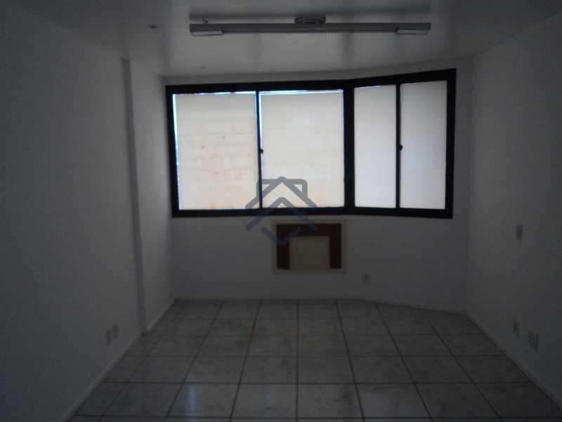 DSC03920 - Sala Comercial 35m² para alugar Avenida das Américas,Recreio dos Bandeirantes, Barra e Adjacências,Rio de Janeiro - R$ 800 - TJAP353 - 3
