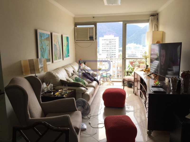 01 - Apartamento à venda Rua Almirante Guilhem,Leblon, Zona Sul,Rio de Janeiro - R$ 2.700.000 - MEAP35261 - 1
