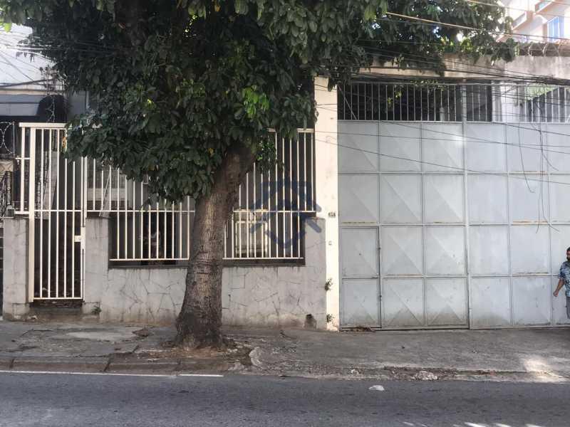 1 - Galpão 488m² para alugar Rua Cônego Tobias,Méier, Méier e Adjacências,Rio de Janeiro - R$ 6.000 - MEGP16548 - 1