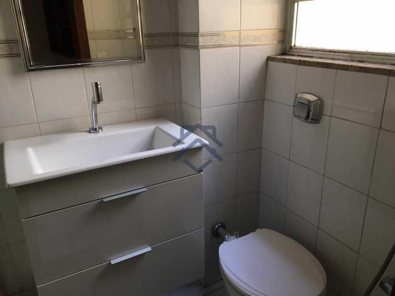 11 - Apartamento para alugar Rua Dona Romana,Engenho Novo, Méier e Adjacências,Rio de Janeiro - R$ 1.050 - MEAP29756 - 12
