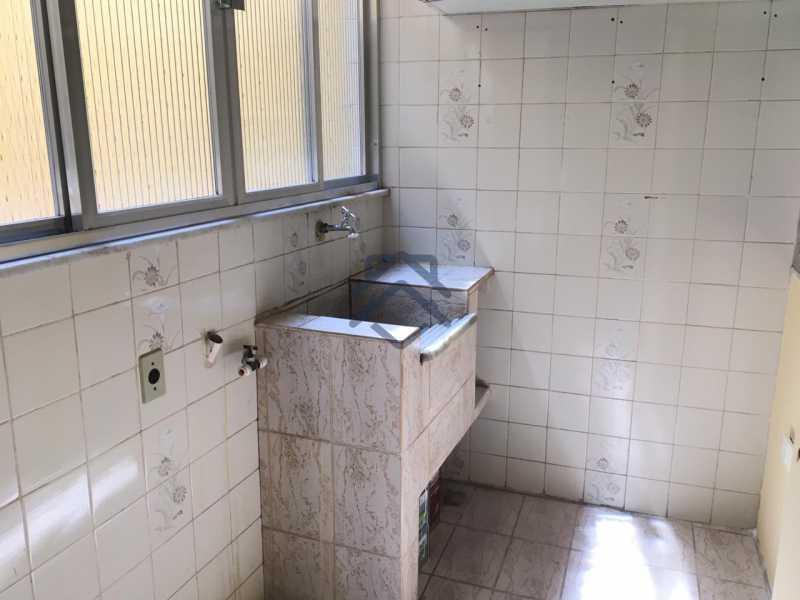 20 - Apartamento para alugar Rua Dona Romana,Engenho Novo, Méier e Adjacências,Rio de Janeiro - R$ 1.050 - MEAP29756 - 21