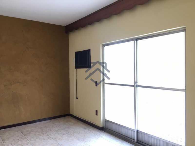 1 - Apartamento para alugar Rua Dona Romana,Engenho Novo, Méier e Adjacências,Rio de Janeiro - R$ 1.050 - MEAP29756 - 1