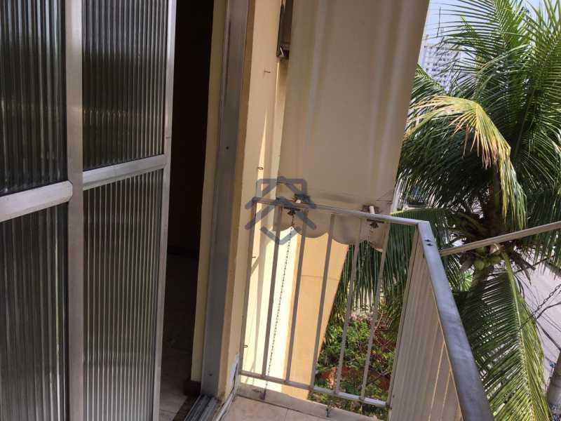 24 - Apartamento para alugar Rua Dona Romana,Engenho Novo, Méier e Adjacências,Rio de Janeiro - R$ 1.050 - MEAP29756 - 25