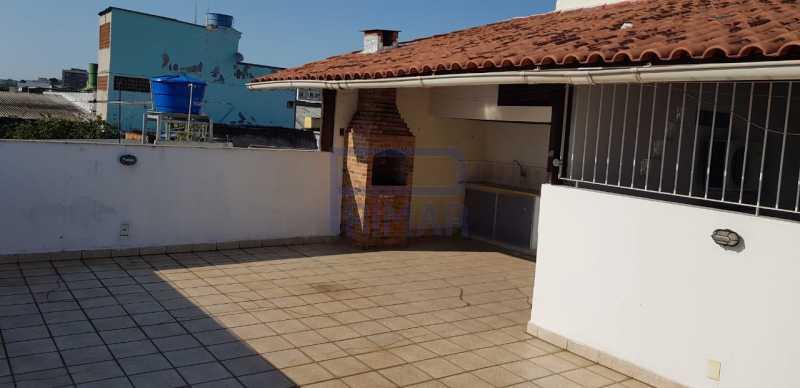 15 - Casa de Vila à venda Rua Uranos,Bonsucesso, Penha e Adjacências,Rio de Janeiro - R$ 530.000 - MECS49828 - 16