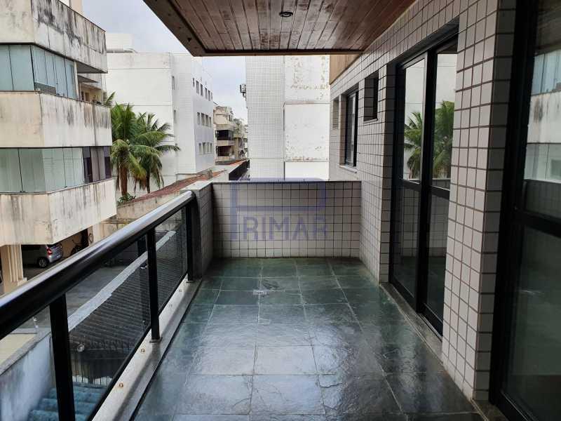 20200917_161645 - Apartamento para alugar Avenida Genaro de Carvalho,Recreio dos Bandeirantes, Barra e Adjacências,Rio de Janeiro - R$ 1.900 - TJAP26842 - 5