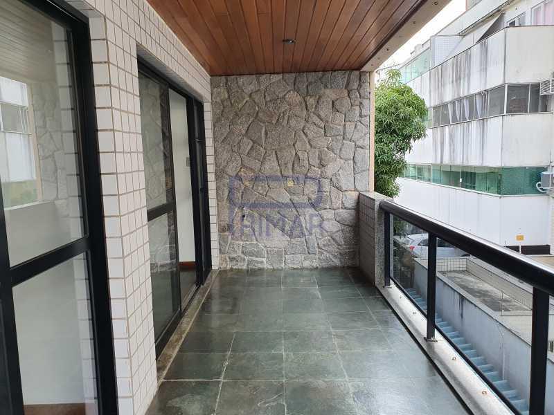 20200917_161656 - Apartamento para alugar Avenida Genaro de Carvalho,Recreio dos Bandeirantes, Barra e Adjacências,Rio de Janeiro - R$ 1.900 - TJAP26842 - 6