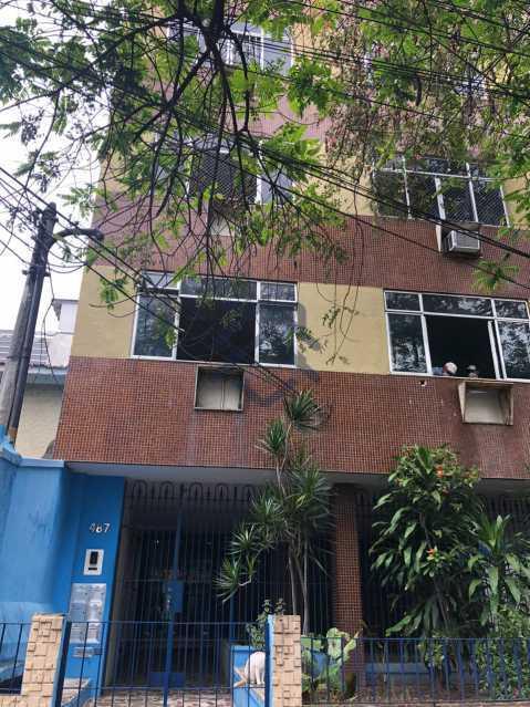 26 - Apartamento para alugar Rua Araújo Leitão,Engenho Novo, Méier e Adjacências,Rio de Janeiro - R$ 1.250 - 6880 - 26