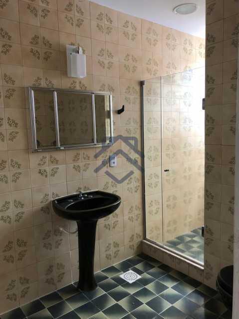 9 - Apartamento para alugar Rua Araújo Leitão,Engenho Novo, Méier e Adjacências,Rio de Janeiro - R$ 1.250 - 6880 - 9