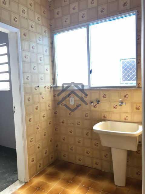 21 - Apartamento para alugar Rua Araújo Leitão,Engenho Novo, Méier e Adjacências,Rio de Janeiro - R$ 1.250 - 6880 - 21