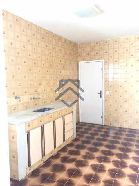 24 - Apartamento para alugar Rua Araújo Leitão,Engenho Novo, Méier e Adjacências,Rio de Janeiro - R$ 1.250 - 6880 - 24